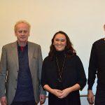 Preisträger: Elisa Simantke, Harald Schumann, Jasmin Klofta, Erich Moechel