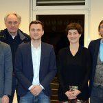 Timo Grossenbacher, Volker Lilienthal, Daniel Moßbrucker, Marie Bröckling, Nils Zurawski