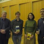 Clive Norris, Gregor Wiedemann, Gina Wollinger, Peter Ullrich