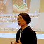 Dr. Pak-Hang Wong hält Vortrag zu Verantwortung und Algorithmen