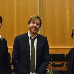Preisverleihung Surveillance Studies Preis 2015